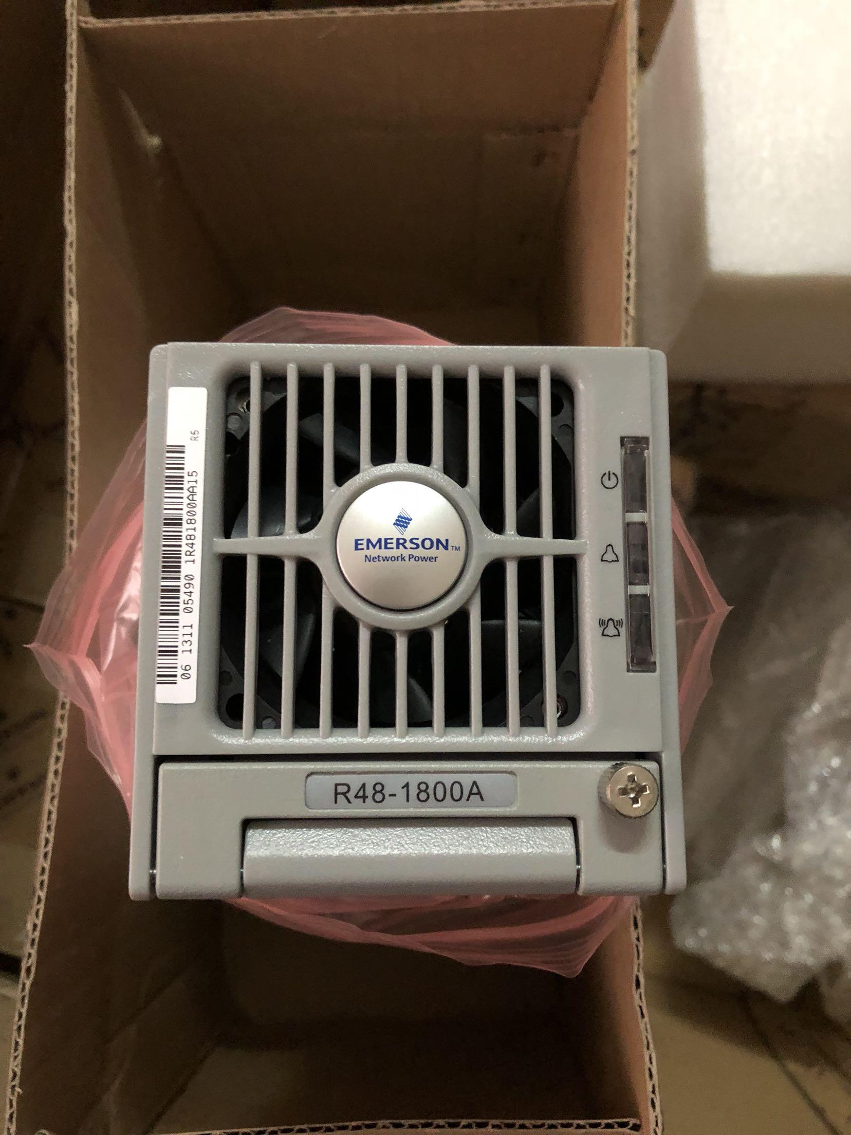 艾默生R48 1800A通信专用48V整流模块艾默生1800A
