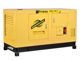 静音箱式120kw柴油发电机尺寸