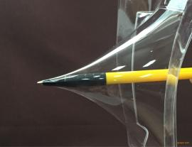包尔得KYN全透明加成型液体硅胶薄膜PDMS功能薄膜