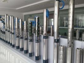 厂家直销QJ多级深井潜水泵 200QJ32-78/6不锈钢深井泵制造商