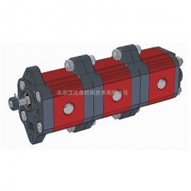 意大利最好VIVOIL液压铝外壳备件泵多泵并可大批量零售