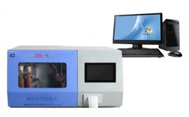 ZDL-9煤炭触控自动定硫仪