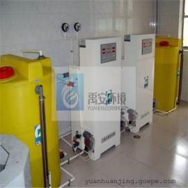 校园门诊废水处理设备YAMZ―1000L全自动一体化可移动设备