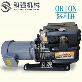 出售自动载带机用ORION好利旺KRF25-P-V-03无油真空吸气泵25立方