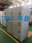 工业磨床配套2.2KW工业吸尘器
