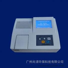 海净牌智能型COD氨氮总磷总氮测定仪,多参数水质分析仪SQ-408A