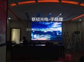 P3室内LED显示屏参数高2米5做多宽视频效果好不变形