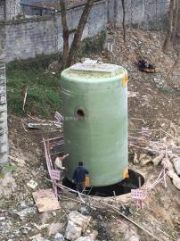 预制一体化污水提升泵站设备