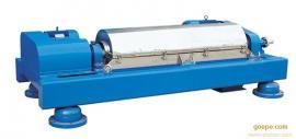 塑料厂污泥脱水设备 卧螺式离心机 处理量大
