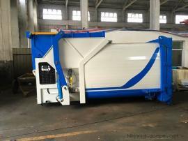 水平移动联体式垃圾中转站设备