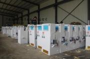 桂龙泉消毒设备-化学式-电解式二氧化氯发生器-投药设备