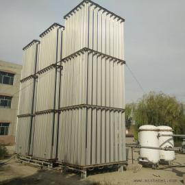 LNG空温式气化器 lpg气化器 电加热水浴式气化器