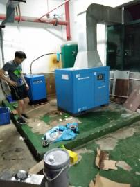 石岩凌格风空压机保养,维修,销售一体化服务工程