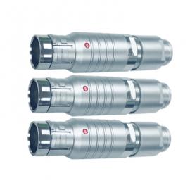 防水金属ODU插头TGG.2C.303.CLAD52 圆形柱型插拔自锁插头