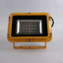方形免维护LED防爆灯40W工厂仓库车间防爆照明灯室外防水防爆灯