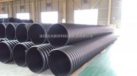 钢带增强螺旋波纹管性能