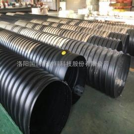 钢带增强PE螺旋波纹管-钢带管参数