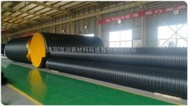 钢带增强螺旋波纹管施工步骤