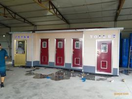 防腐木生态环保厕所厂家
