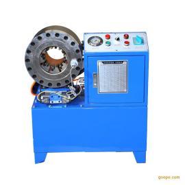 优质高压油管缩管机厂家直销