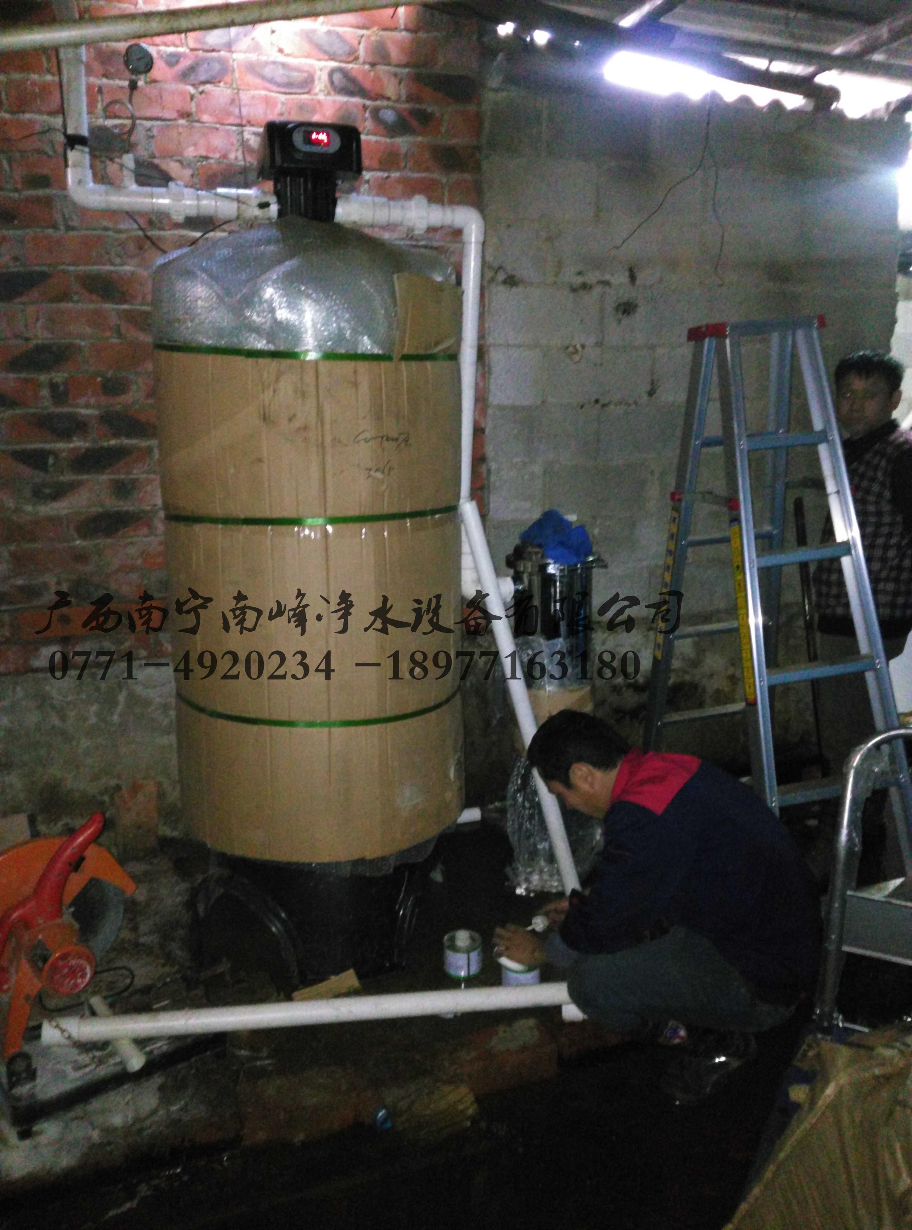 桂龙泉井水过滤器-桂龙泉井水过滤设备-桂龙泉井水发黄净水器-