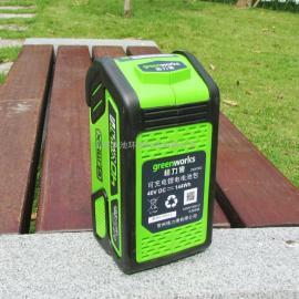 格力博40V锂电池高枝锯电池格力博割草机电池格力博电锯锂电池