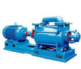 真空泵厂家 2SK系列两级水环式真空泵 2SK-P1一级大气喷射泵机组