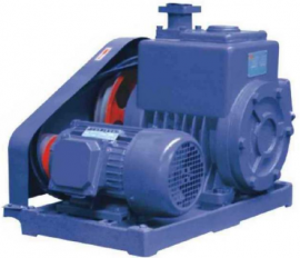 2X系列旋片式真空泵厂家价格 普通/防爆型旋片式真空泵制造商