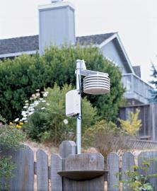 davis无线温度/湿度站