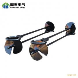 电线拉杆固定地锚桩 定制1T3T5T拉力螺栓电力地脚 临时拉线地锚