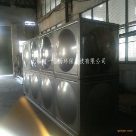 精一泓扬公司免费设计 定制安装软化水不锈钢水箱
