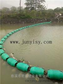 电站拦污浮筒价格,电站拦污浮筒厂家 定做电站拦截浮筒