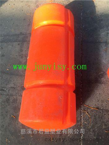 各种规格-简易组合式浮筒电站拦污浮筒自浮式拦污浮筒