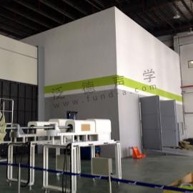 设计建造混响室 静音房 消声室 为某大型公司建造混响室工程