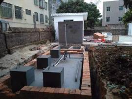 社区生活污水处理装置