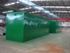 小型洗涤厂污水处理装置