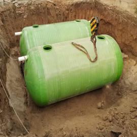 100T/D农村生活污水MBR一体化处理设备YASH-100T尺寸8*2.5*2.5M