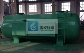 禹安20吨屠宰废水处理设备YATZ-20T生猪屠宰污水处理一体化机械