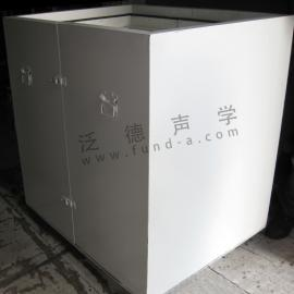 消声箱定制 为杜邦研发中心建造声学消音箱 泛德声学