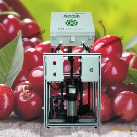 大田施肥机供应商 张店樱桃种植果园水肥一体化施肥机自动触摸屏