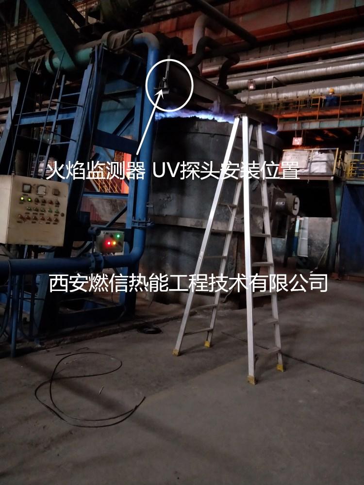 燃信热能 RXBQ-102S熄火保护报警控制箱调试及故障排除