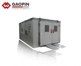 可程式高低温交变湿热试验箱