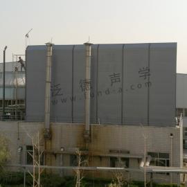 冷却塔噪声治理 泛德声学专业设计、生产、安装、售后