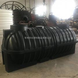 3立方新款滚塑化粪池一体化化粪池农村改造化粪池厂家