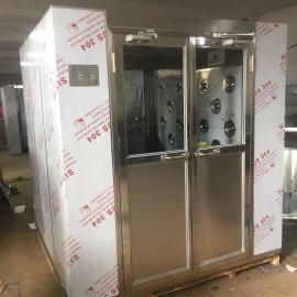 双开手动门货淋室 不锈钢货淋室
