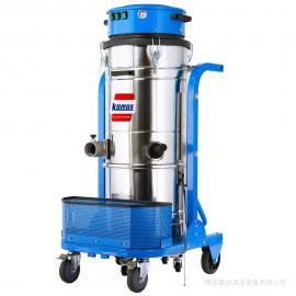 工厂吸尘土灰尘的工业吸尘器,车间吸粉尘粉末的工业吸尘器