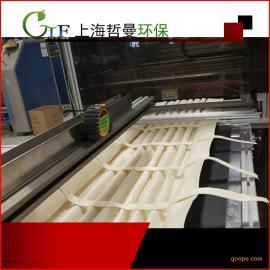 褶皱除尘袋过滤袋自动生产 哲曼环保科技