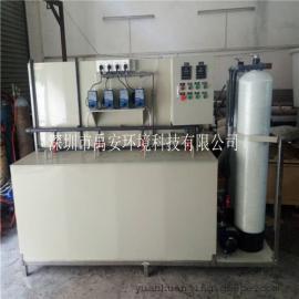 2017好评设备2T/D洗车循环水处理设备YAXC-002T品质优良