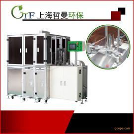 全自动超声波焊接机 筒状过滤袋除尘袋除尘设备配套 高效率低成本