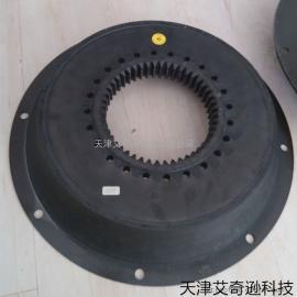 美国SULLAIR寿力螺杆式空压机600RH内燃机联轴部件ELASTIC橡胶盘
